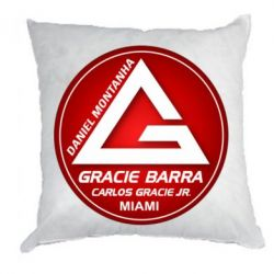 Подушка Gracie Barra Miami - FatLine