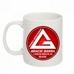 Кружка 320ml Gracie Barra Miami - FatLine