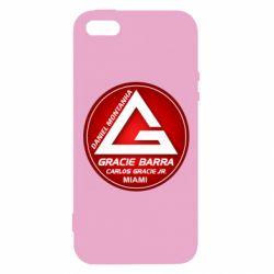 Чохол для iphone 5/5S/SE Gracie Barra Miami