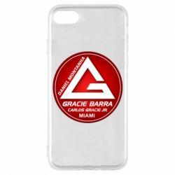 Чохол для iPhone 8 Gracie Barra Miami