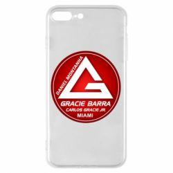 Чохол для iPhone 8 Plus Gracie Barra Miami