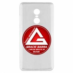 Чохол для Xiaomi Redmi Note 4x Gracie Barra Miami