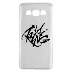 Чехол для Samsung A3 2015 Graffiti king
