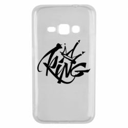 Чехол для Samsung J1 2016 Graffiti king
