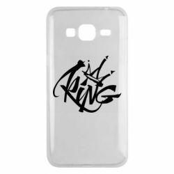 Чехол для Samsung J3 2016 Graffiti king