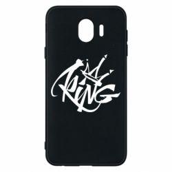 Чехол для Samsung J4 Graffiti king