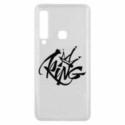 Чехол для Samsung A9 2018 Graffiti king