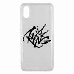 Чехол для Xiaomi Mi8 Pro Graffiti king