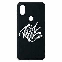 Чехол для Xiaomi Mi Mix 3 Graffiti king