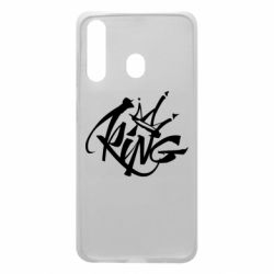 Чехол для Samsung A60 Graffiti king