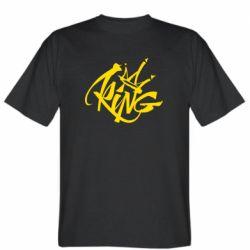 Мужская футболка Graffiti king