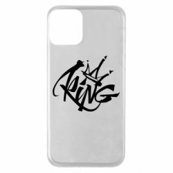 Чехол для iPhone 11 Graffiti king
