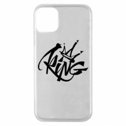 Чехол для iPhone 11 Pro Graffiti king