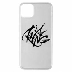 Чехол для iPhone 11 Pro Max Graffiti king
