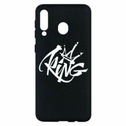 Чехол для Samsung M30 Graffiti king