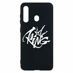 Чехол для Samsung M40 Graffiti king