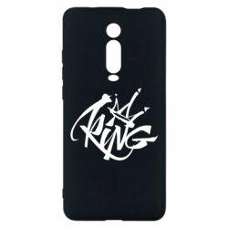 Чехол для Xiaomi Mi9T Graffiti king