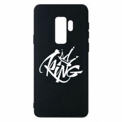 Чехол для Samsung S9+ Graffiti king