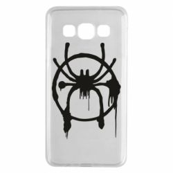 Чохол для Samsung A3 2015 Graffiti Spider Man Logo