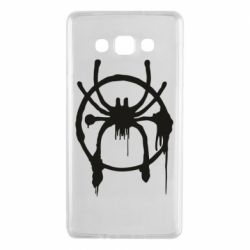 Чохол для Samsung A7 2015 Graffiti Spider Man Logo