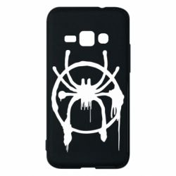 Чохол для Samsung J1 2016 Graffiti Spider Man Logo