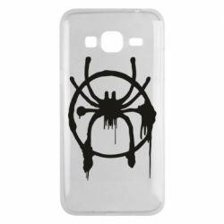 Чохол для Samsung J3 2016 Graffiti Spider Man Logo