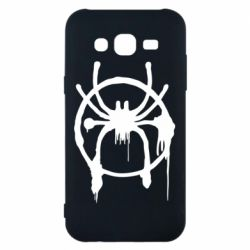 Чохол для Samsung J5 2015 Graffiti Spider Man Logo