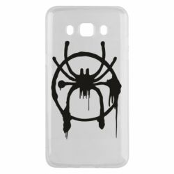 Чохол для Samsung J5 2016 Graffiti Spider Man Logo