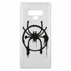 Чохол для Samsung Note 9 Graffiti Spider Man Logo