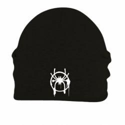 Шапка на флісі Graffiti Spider Man Logo