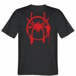 Чоловіча футболка Graffiti Spider Man Logo