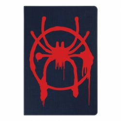 Блокнот А5 Graffiti Spider Man Logo