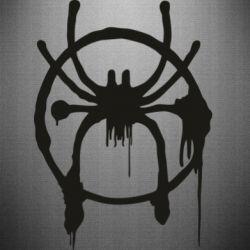 Наклейка Graffiti Spider Man Logo