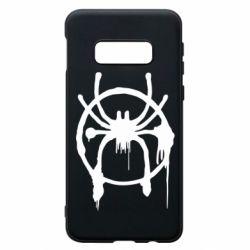 Чохол для Samsung S10e Graffiti Spider Man Logo