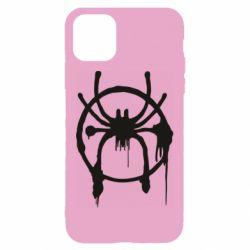 Чохол для iPhone 11 Graffiti Spider Man Logo