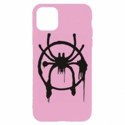 Чохол для iPhone 11 Pro Graffiti Spider Man Logo