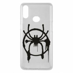 Чохол для Samsung A10s Graffiti Spider Man Logo