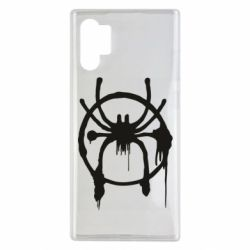 Чохол для Samsung Note 10 Plus Graffiti Spider Man Logo