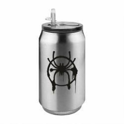 Термобанка 350ml Graffiti Spider Man Logo