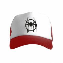 Дитяча кепка-тракер Graffiti Spider Man Logo