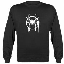 Реглан (світшот) Graffiti Spider Man Logo