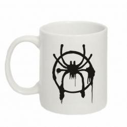 Кружка 320ml Graffiti Spider Man Logo