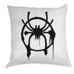 Подушка Graffiti Spider Man Logo