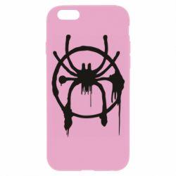 Чохол для iPhone 6/6S Graffiti Spider Man Logo