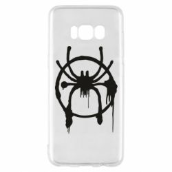 Чохол для Samsung S8 Graffiti Spider Man Logo