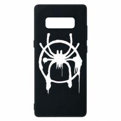 Чохол для Samsung Note 8 Graffiti Spider Man Logo