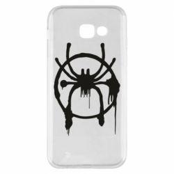 Чохол для Samsung A5 2017 Graffiti Spider Man Logo