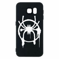 Чохол для Samsung S6 Graffiti Spider Man Logo