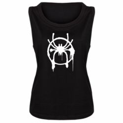 Майка жіноча Graffiti Spider Man Logo