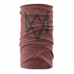 Бандана-труба Graffiti Watch Dogs logo